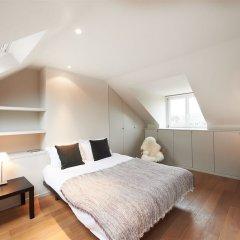 Отель Urbanrooms Bed & Breakfast Брюссель комната для гостей фото 2