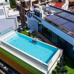 Отель Fagus Черногория, Будва - отзывы, цены и фото номеров - забронировать отель Fagus онлайн бассейн фото 3
