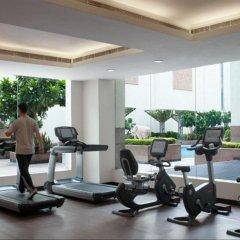 Jaipur Marriott Hotel фитнесс-зал