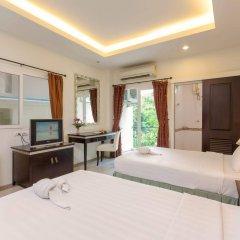 Отель SuperBed Otel удобства в номере