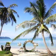 Отель Dream Sea Pool Villa пляж