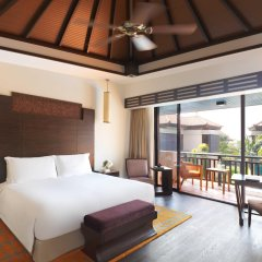 Отель Anantara The Palm Dubai Resort 5* Номер Премьер с различными типами кроватей