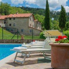 Отель Agriturismo Casa Passerini a Firenze Лонда бассейн фото 2