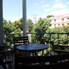 Отель Vozina Греция, Метаморфоси - отзывы, цены и фото номеров - забронировать отель Vozina онлайн балкон