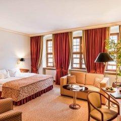 Отель Bülow Residenz Германия, Дрезден - отзывы, цены и фото номеров - забронировать отель Bülow Residenz онлайн комната для гостей фото 2