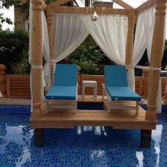 Elixir Hotel Турция, Калкан - отзывы, цены и фото номеров - забронировать отель Elixir Hotel онлайн бассейн фото 3