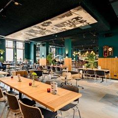 Отель Conscious Hotel Westerpark Нидерланды, Амстердам - отзывы, цены и фото номеров - забронировать отель Conscious Hotel Westerpark онлайн питание фото 3