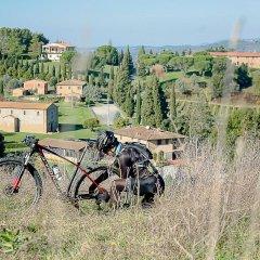 Апартаменты Castellare di Tonda - Apartments спортивное сооружение