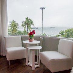 Отель The Beach Front Resort Pattaya балкон