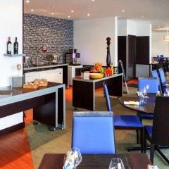 Отель Novotel Rennes Alma питание фото 3