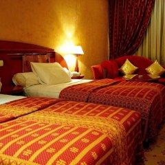 Отель Les Merinides Марокко, Фес - отзывы, цены и фото номеров - забронировать отель Les Merinides онлайн комната для гостей фото 2