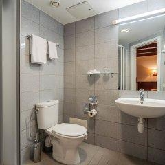 Отель Conti Литва, Вильнюс - - забронировать отель Conti, цены и фото номеров ванная