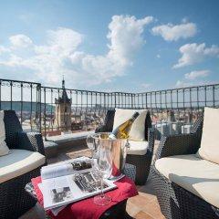 Отель Residence Suite Home Praha Прага балкон