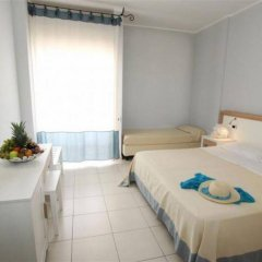 Отель Fontane Bianche Beach Club Фонтане-Бьянке комната для гостей фото 4