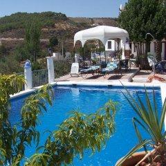 Отель Alojamientos Rurales Cortijo Del Norte Al Sur De Granada Дуркаль спортивное сооружение