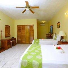 Отель Merrils Beach Resort III - All Inclusive Ямайка, Негрил - отзывы, цены и фото номеров - забронировать отель Merrils Beach Resort III - All Inclusive онлайн комната для гостей фото 5