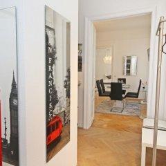 Апартаменты King´s Apartment Вена комната для гостей фото 2