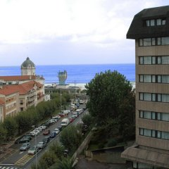 Отель Santemar Испания, Сантандер - 2 отзыва об отеле, цены и фото номеров - забронировать отель Santemar онлайн балкон
