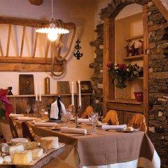 Отель Le Sherpa Val Thorens Hôtels-Chalets de Tradition питание