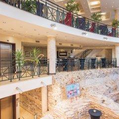 Отель Arena di Serdica Hotel Болгария, София - 1 отзыв об отеле, цены и фото номеров - забронировать отель Arena di Serdica Hotel онлайн балкон