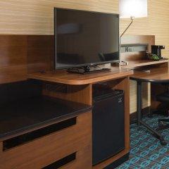 Отель Fairfield Inn & Suites by Marriott Columbus OSU США, Колумбус - отзывы, цены и фото номеров - забронировать отель Fairfield Inn & Suites by Marriott Columbus OSU онлайн удобства в номере
