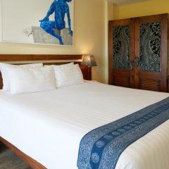 Отель CC's Hideaway 4* Улучшенный номер с разными типами кроватей фото 2