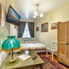 Отель Жилое помещение Друзья у Эрмитажа Санкт-Петербург комната для гостей фото 5