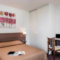 Отель Aparthotel Adagio access Paris Quai d'Ivry 3* Улучшенная студия с различными типами кроватей фото 6