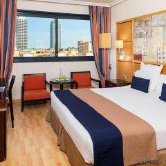 Отель H10 Marina Barcelona Испания, Барселона - 12 отзывов об отеле, цены и фото номеров - забронировать отель H10 Marina Barcelona онлайн комната для гостей фото 3