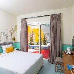 Отель Turtle's Inn комната для гостей