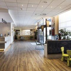 Отель Holiday Inn Express Valencia-San Luis Испания, Валенсия - отзывы, цены и фото номеров - забронировать отель Holiday Inn Express Valencia-San Luis онлайн интерьер отеля фото 3