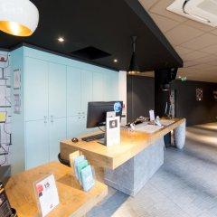 Отель Hôtel Ibis Toulouse Purpan Франция, Тулуза - отзывы, цены и фото номеров - забронировать отель Hôtel Ibis Toulouse Purpan онлайн интерьер отеля