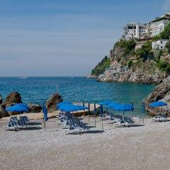 Hotel Aurora пляж фото 2