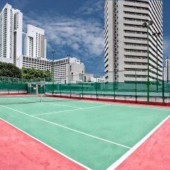 Отель Far East Plaza Residences спортивное сооружение