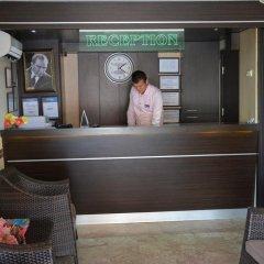 Yavuzhan Hotel Турция, Сиде - 1 отзыв об отеле, цены и фото номеров - забронировать отель Yavuzhan Hotel онлайн интерьер отеля фото 3