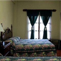 Hotel Acropolis Maya Копан-Руинас сейф в номере