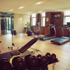 Отель Xi'an Jiaotong Liverpool International Conference Center фитнесс-зал