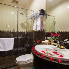 Отель Meracus Hotel Вьетнам, Ханой - отзывы, цены и фото номеров - забронировать отель Meracus Hotel онлайн ванная фото 2