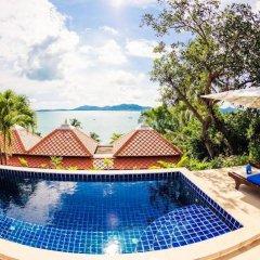 Отель Dream Sea Pool Villa Таиланд, пляж Панва - отзывы, цены и фото номеров - забронировать отель Dream Sea Pool Villa онлайн бассейн фото 2