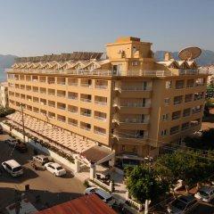Mert Seaside Hotel Турция, Мармарис - отзывы, цены и фото номеров - забронировать отель Mert Seaside Hotel - All Inclusive онлайн балкон