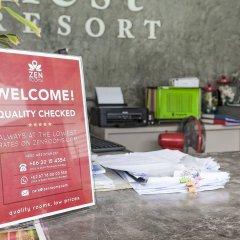 Отель ZEN Rooms Nanai Phuket интерьер отеля фото 2