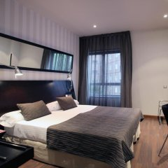 Отель Sercotel Madrid Aeropuerto Мадрид комната для гостей фото 2