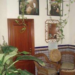 Отель Pensión Aguilas интерьер отеля фото 2