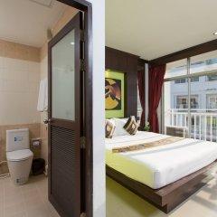 Отель Patong Buri ванная фото 2