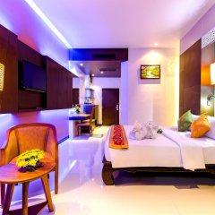 Отель Nipa Resort детские мероприятия фото 2