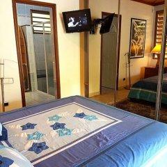 Отель Villa Oramarama - Moorea Французская Полинезия, Папеэте - отзывы, цены и фото номеров - забронировать отель Villa Oramarama - Moorea онлайн комната для гостей