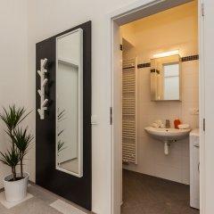 Отель Comfortable Prague Apartments Чехия, Прага - отзывы, цены и фото номеров - забронировать отель Comfortable Prague Apartments онлайн ванная