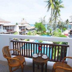 Отель Koh Tao Montra Resort & Spa балкон