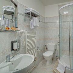 Отель Grandhotel Salva Литомержице ванная