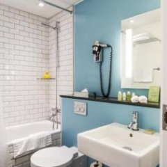 Отель Andersen Boutique Hotel Дания, Копенгаген - отзывы, цены и фото номеров - забронировать отель Andersen Boutique Hotel онлайн ванная